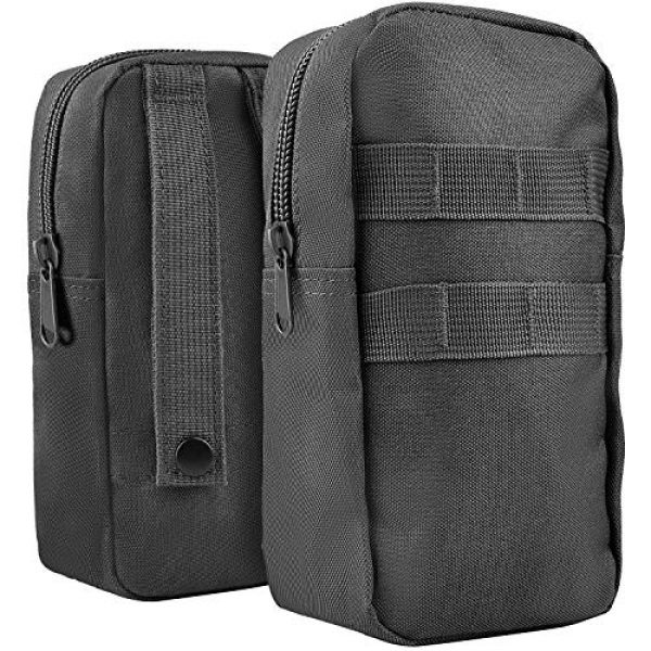 CVLIFE Tactical Backpack 6 CVLIFE Military Tactical Backpack Army Assault Pack Built-up Molle Bag Rucksack