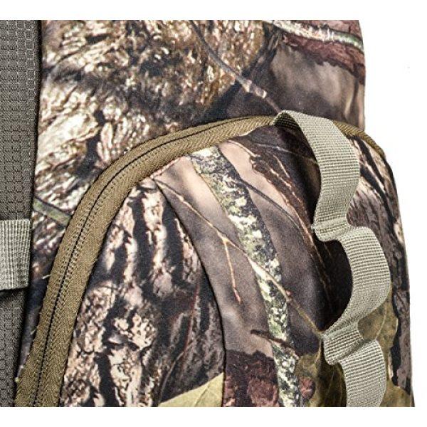Mossy Oak Tactical Backpack 3 Mossy Oak Sunscald Day Pack, Mossy Oak Break-Up Country