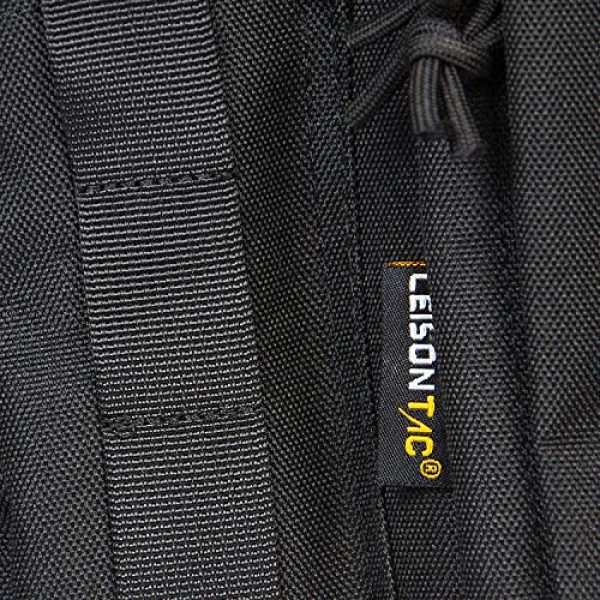 LeisonTac Tactical Backpack 7 LeisonTac Enhanced Tactical Backpack with Military ISO Standard