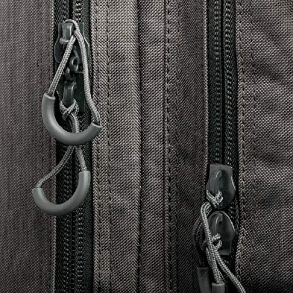Savage Cut Tactical Backpack 5 Savage Cut Waterproof Tactical Bag - Military Laser Cut, Heavy Duty Survival Backpack (Black)