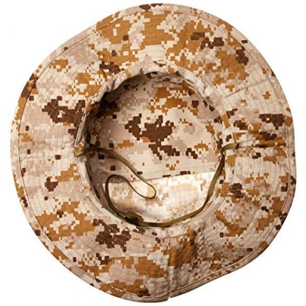 Tru-Spec Tactical Hat 3 Tru-Spec Boonie, Tru W/P Digital W/Wide Brim & Loops