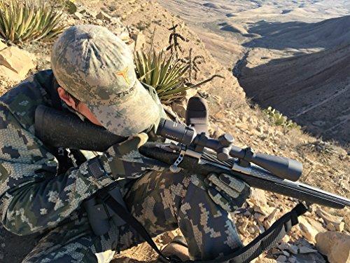 Tract Rifle Scope 5 Tract Toric 3-15x42 Riflescope w/T-Plex Reticle - The Ultimate in Long Range Hunting Optics