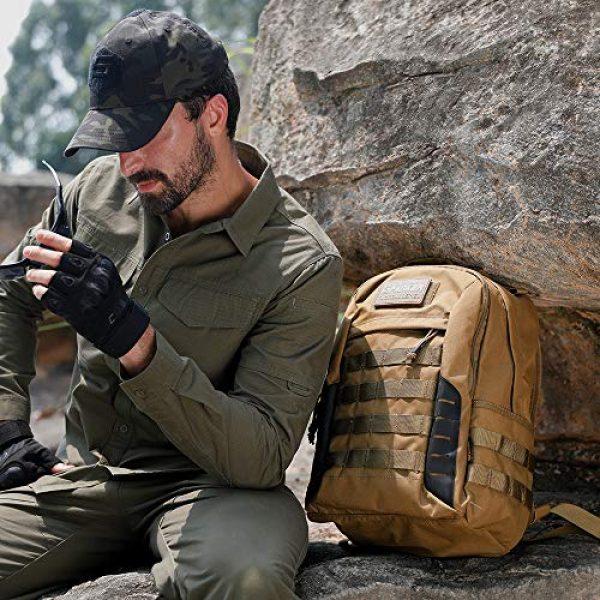 EXCELLENT ELITE SPANKER Tactical Backpack 7 EXCELLENT ELITE SPANKER Tactical Backpack Military Survival Rucksack 20L Capacity for Outdoor