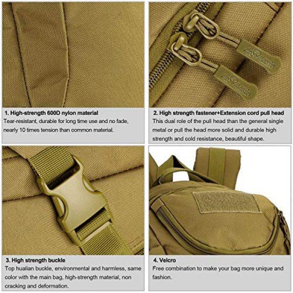 Huntvp Tactical Backpack 5 Huntvp 25L Tactical Backpack Rucksack WR Tactical Assault Pack Military Bag