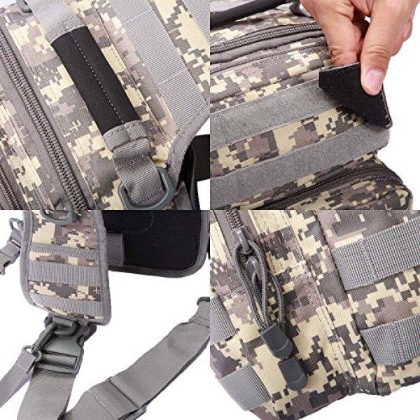 Neasyth Tactical Backpack 3 Neasyth Tactical Sling Bag Backpack Shoulder Chest Bag Outdoor Travel Hiking for Men