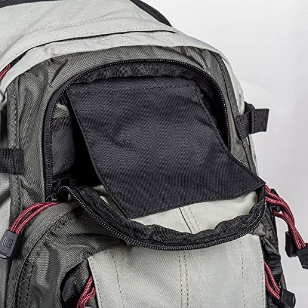 5.11 Tactical Backpack 7 5.11 COVRT18 Tactical Covert Military Backpack, Large Assault Rucksack Pack, Style 56961