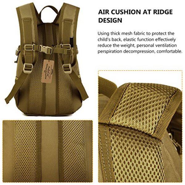 ArcEnCiel Tactical Backpack 4 ArcEnCiel Small Tactical Backpack Military MOLLE Daypack Gear Assault Pack School Camping Bag