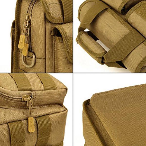 ArcEnCiel Tactical Backpack 6 ArcEnCiel Tactical Messenger Bag Men Military MOLLE Sling Shoulder Pack Briefcase Assault Gear Handbags Utility Carry Satchel