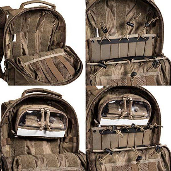 Tasmanian Tiger Tactical Backpack 7 Tasmanian Tiger Men's 0 Backpack, 6 Liter