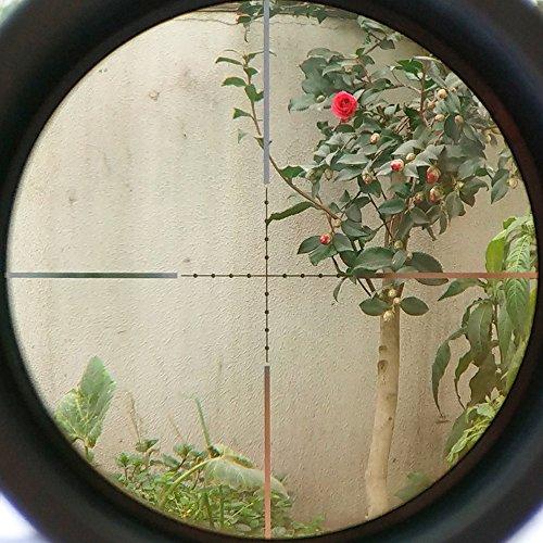 SECOZOOM Rifle Scope 4 Secozoom glass etched mil dot reticle 2-16x44 SF tactical FMC coating zoom riflescopes hunting scope