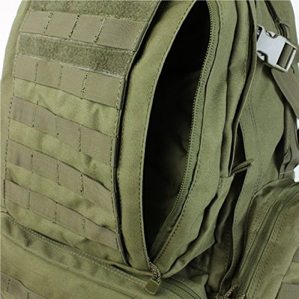 Condor Tactical Backpack 3 Condor Outdoor Products 3 Day Assault Pack, Coyote Brown