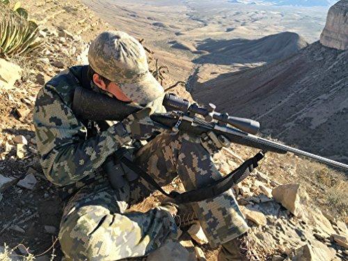 Tract Rifle Scope 6 Tract TORIC 3-15x50 Riflescope w/T-Plex Reticle Long Range Hunting Optics