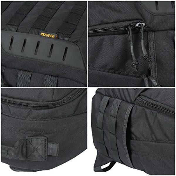 EXCELLENT ELITE SPANKER Tactical Backpack 6 EXCELLENT ELITE SPANKER Tactical Backpack Military Survival Rucksack 20L Capacity for Outdoor