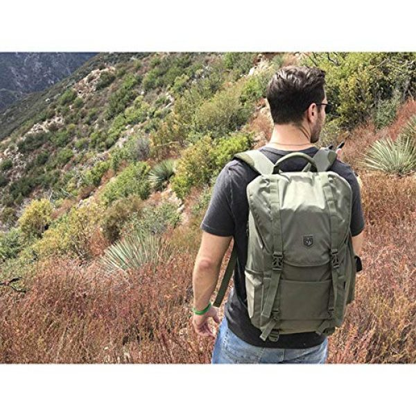 Cannae Pro Gear Tactical Backpack 6 Cannae Pro Gear Sarcina Open Top Rally Pack