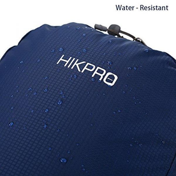 HIKPRO Tactical Backpack 5 HIKPRO 20L - The Most Durable Lightweight Packable Backpack, Water Resistant Travel Hiking Daypack for Men & Women