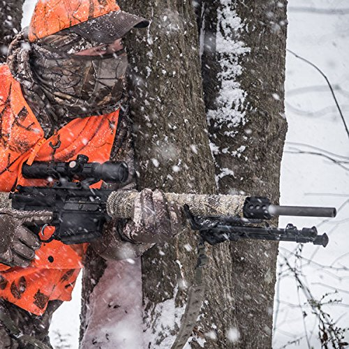 TRUGLO Rifle Scope 2 TRUGLO TRU-BRITE 30 Series Illuminated Tactical Rifle Scope - Includes Scope Mount, 3-9 x 42mm