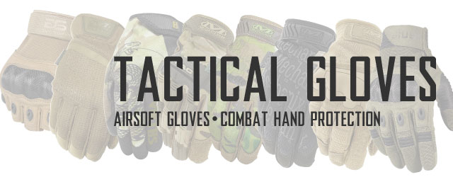 Airsoft Tactical Gloves Category and Combat Hand Protection
