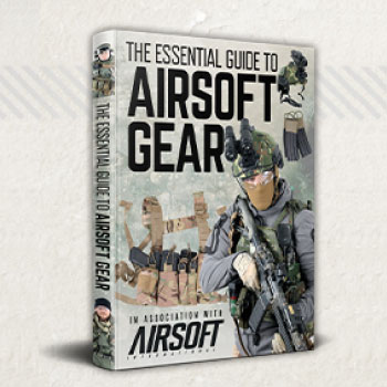 The Essential Guide To Airsoft Gear Book