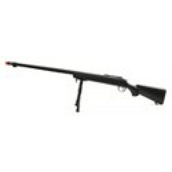 Well Airsoft Rifle 1 spring mb07b bolt action sniper rifle fps-600 bipod airsoft gun(Airsoft Gun)