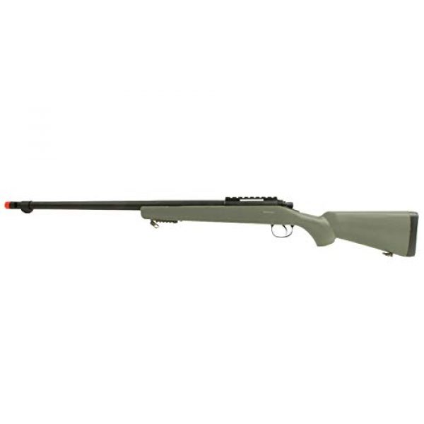 Well Airsoft Rifle 1 Well MB07 Airsoft Sniper Rifle - OD Green