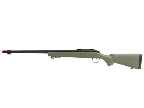 Well  1 Well MB07 Airsoft Sniper Rifle - OD Green