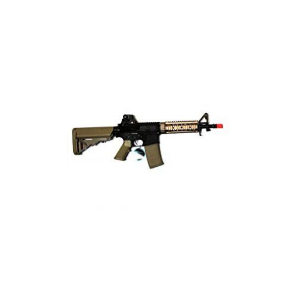 KWA Airsoft Rifle 2 KWA KM4 SR7 DEVGRU AEG 2 Airsoft Rifle FDE, 2018 Airsoft Gun