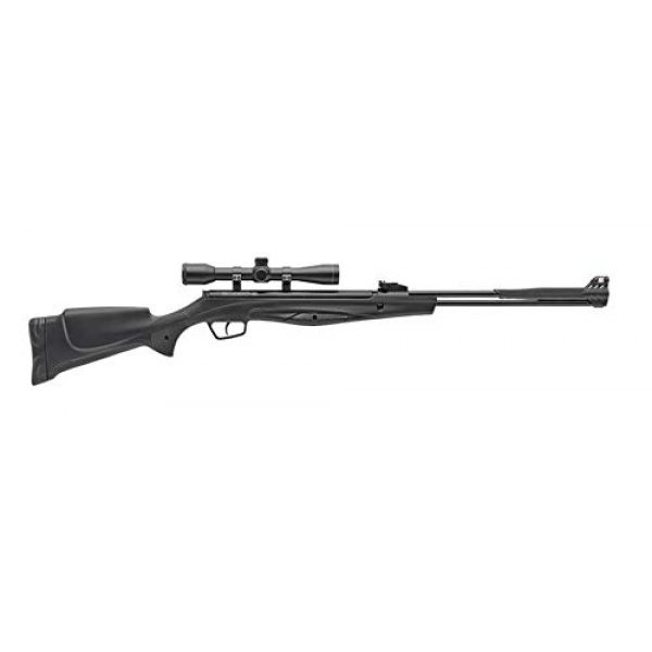 Stoeger Air Rifle 1 Stoeger S6000-E .22 Cal Hardwood Stock Combo with 4 x 32 Scope