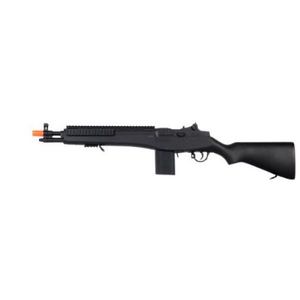 UKARMS Airsoft Rifle 1 M14 Spring Airsoft Sniper Rifle, Full Scale Airsoft Gun, High Power Long Range