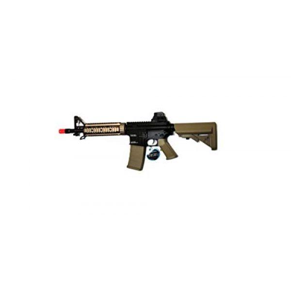 KWA Airsoft Rifle 1 KWA KM4 SR7 DEVGRU AEG 2 Airsoft Rifle FDE, 2018 Airsoft Gun