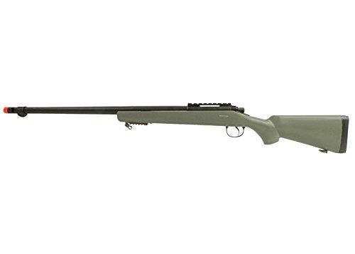 Well Airsoft Rifle 1 Well VSR-10 Bolt Action Airsoft Sniper Rifle Airsoft Gun (OD)