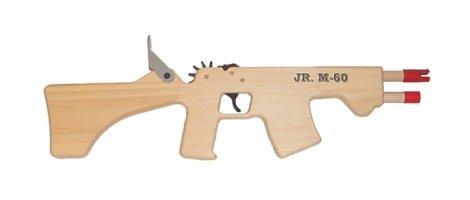 Magnum Industries  1 Junior M-60 Rubber Band Rifle