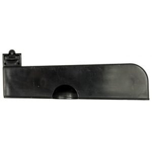 Well Airsoft Gun Magazine 1 Well Airsoft 30-Rd ABS Spring Rifle Magazine (Black) for VSR-10 AWM G22 MB10 MB12 Airsoft Bolt Action Spring Sniper Rifle