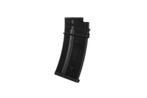 Umarex  5 Umarex H&K G36 140 Round Mid-Cap Airsoft Gun AEG Magazine - Pack of 5