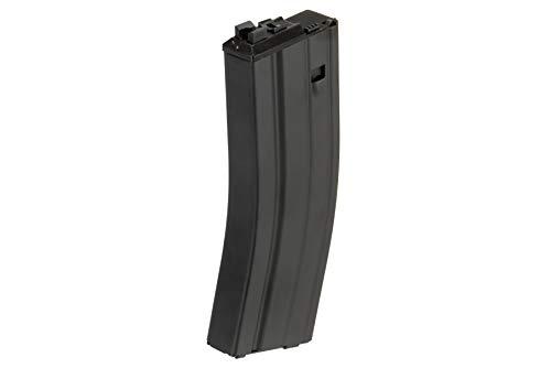 Lancer Tactical  7 Lancer Tactical WE M16A3 Open Bolt Full Metal Gas Blowback Airsoft GBBR Rifle Black
