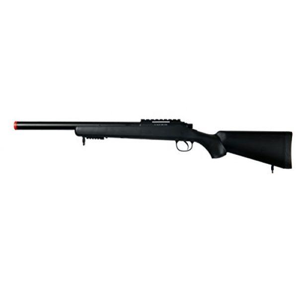 Well Airsoft Rifle 1 spring super sniper rifle black tokyo marui vsr-10 clone 370 fps airsoft gun(Airsoft Gun)