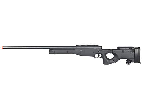 Well  1 Well MB08 Airsoft Sniper Rifle - Black