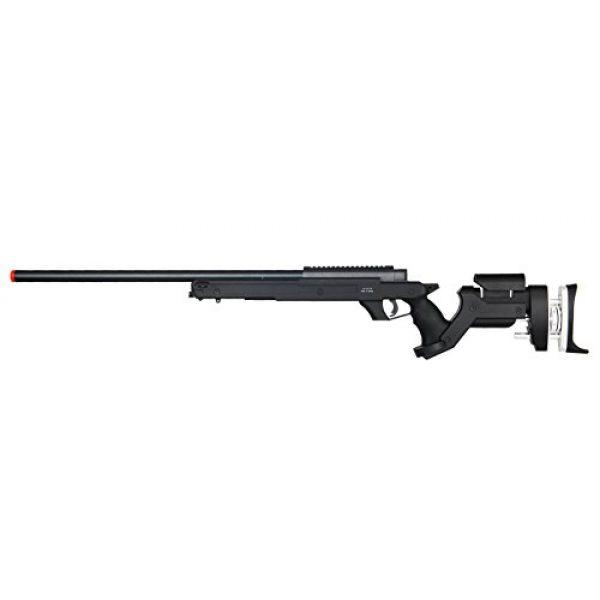 Well Airsoft Rifle 1 Well MB05 MK96 Spring Sniper Rifle Airsoft Gun (Black)