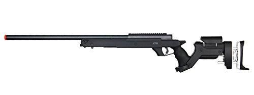 Well  1 Well MB05 MK96 Spring Sniper Rifle Airsoft Gun (Black)