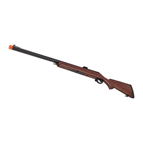 Double Bell Airsoft Rifle 3 Double Bell VSR-10 Spring Bolt Action Airsoft Rifle Faux Wood