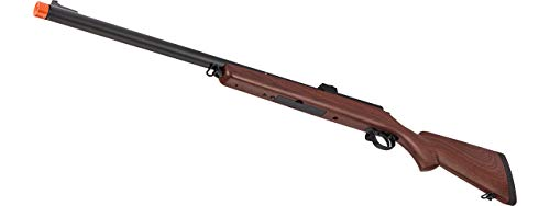 Double Bell  3 Double Bell VSR-10 Spring Bolt Action Airsoft Rifle Faux Wood