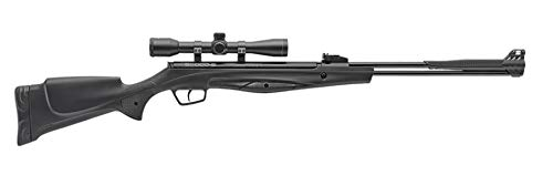 Stoeger  1 Stoeger S6000-E .177 Cal Black Synthetic Stock Combo with 4 x 32 Scope