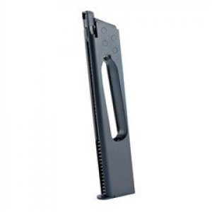 Elite Force Airsoft Gun Magazine 1 Elite Force Airsoft CO2 1911 / Red Jacket Series Blowback Pistol Extended 27 RD Magazine