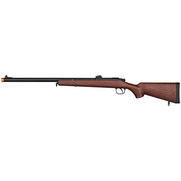 Double Bell Airsoft Rifle 1 Double Bell VSR-10 Spring Bolt Action Airsoft Rifle Faux Wood