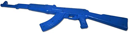Ring to Cage  3 Ring to Cage Demonstrator Training Plastic Blue AK-47 Blue Gun