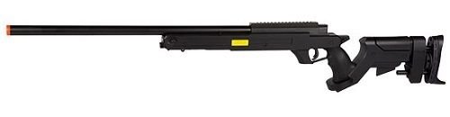 Well  2 Well MB05A AWM APS2 Spring Bolt Action Airsoft Sniper Rifle