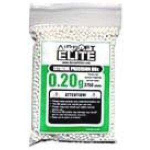 Airsoft Elite Airsoft BB 1 Biodegradable 0.2g BB 3500 Rounds Airsoft Elite 6mm
