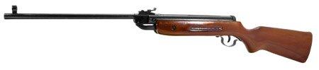 "DPCI  1 beginners 4.5mm Spring Air Pellet & BB Rifle SIZE 38"" FPS500 - extra long barrel"