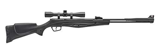 Stoeger  1 Stoeger S6000-E .22 Cal Black Synthetic Stock Combo with 4 x 32 Scope