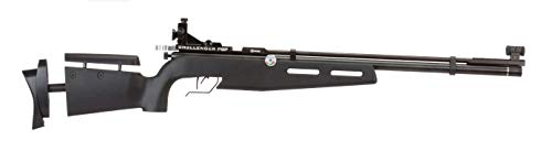 Crosman  2 Crosman CH2009S Challenger PCP and CO2-Powered .177-Caliber Pellet Competition Air Rifle With Precision Diopter System