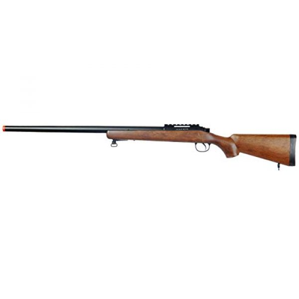 Well Airsoft Rifle 1 Well MB03 Airsoft Sniper Rifle - Wood